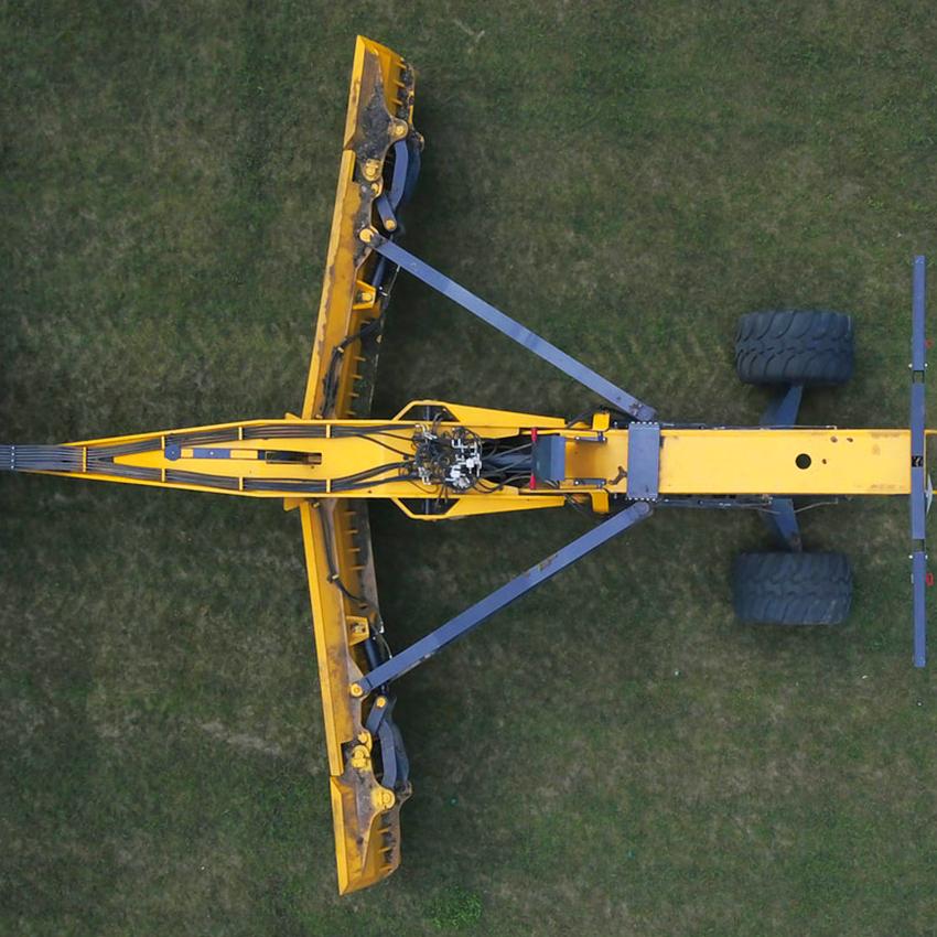 Agshield Terraformer - Landplane